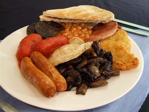 El desayuno inglés, el mejor despertar