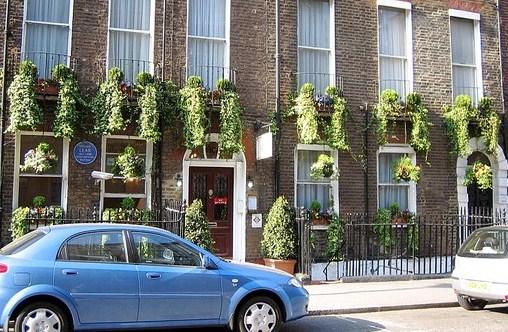 Hoteles baratos en el centro de Londres