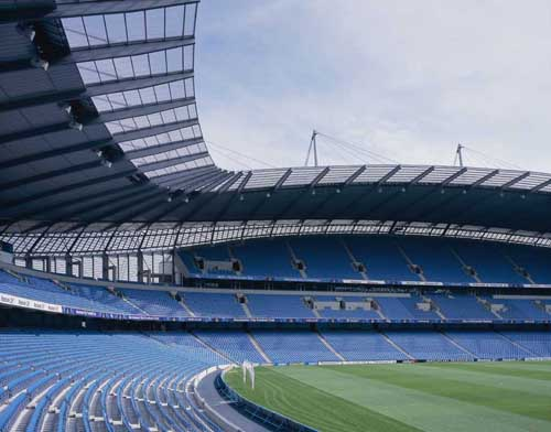 Visita el estadio del Manchester City