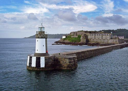 Guernsey, un paraíso fiscal al sur de Inglaterra