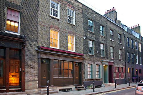 Fournier Street, Londres