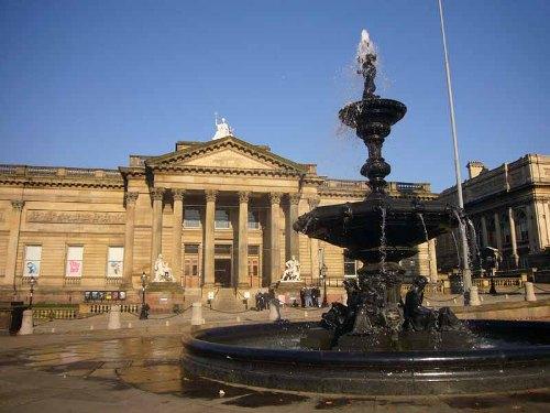 Museo Walker, gran galería de arte en Liverpool