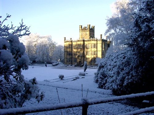 gawthorpe hall 1