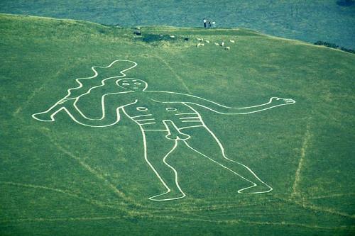 Gigante de Cerne Abbas