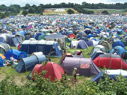 Los festivales musicales del verano en Inglaterra