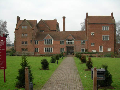 Harvington Hall y sus capillas secretas