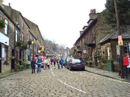 Haworth y las hermanas Brontë