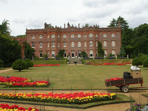 Hughenden Manor, en el sur