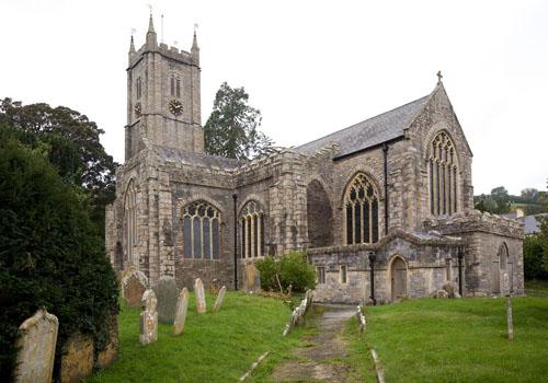 iglesia de ashburton