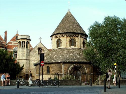 iglesia redonda