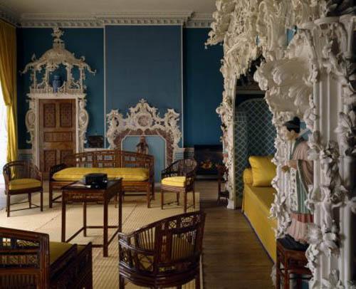 Interior de Claydon House