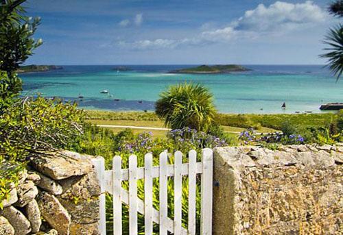 Las hermosas playas de las Islas de Scilly