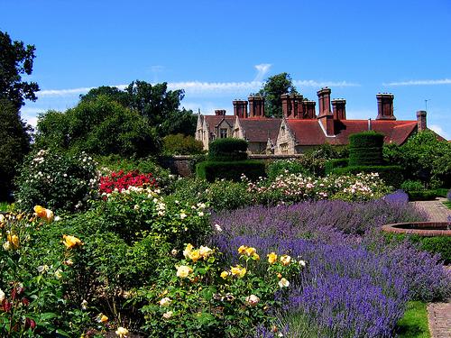 Jardines ingleses for Jardin en ingles
