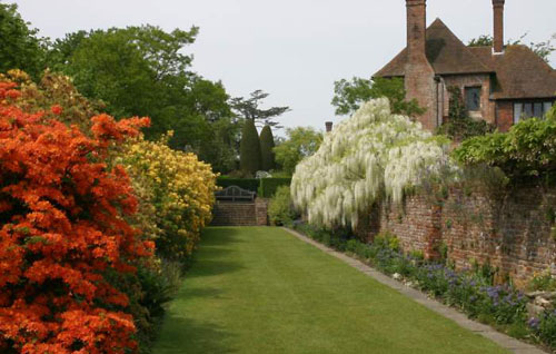 Los Jardines Sissinghurst, en Kent