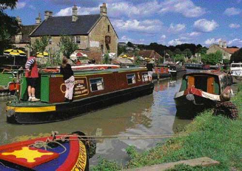 El Canal Kennet y Avon