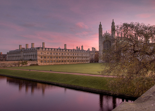 Cambridge, todo en torno a una universidad