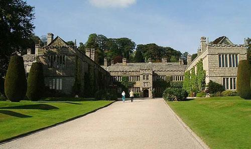 Lanhydrock House, en Cornwall