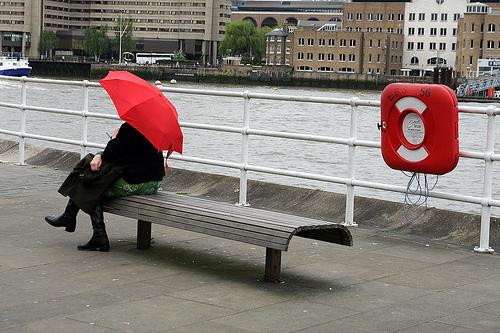 lluvia en Inglaterra