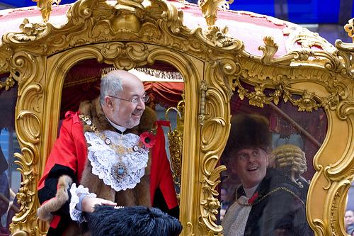 El Lord Mayor's Show toma las calles de Londres