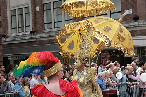 Escena gay y lesbiana en el noroeste de Inglaterra