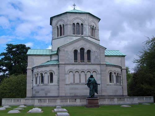 mausoleo frogmore