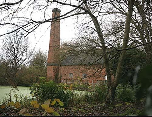 El antiguo Molino Sarehole, en Birmingham