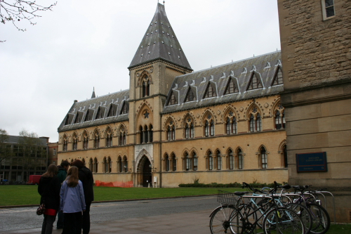La Historia Natural, visita obligada en Oxford