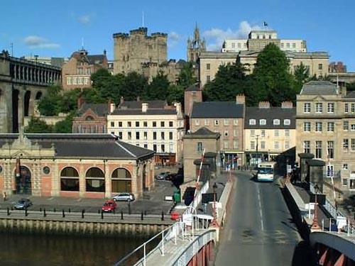 Viaje a la ciudad de Newcastle upon Tyne
