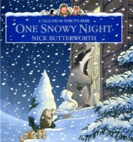 One Snowy Night, un cuento de navidad en Windsor