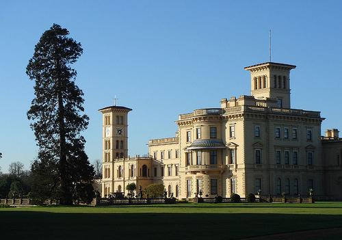 Osborne House, la paz de la familia real británica