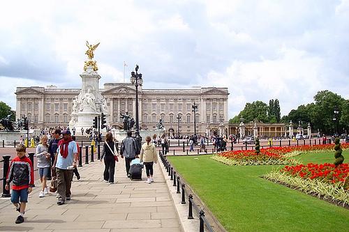 Apertura de verano del Palacio de Buckingham