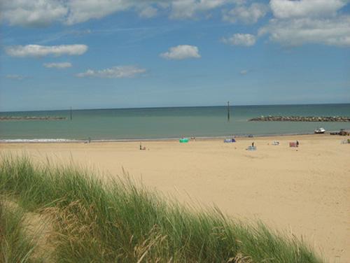 Holkham, la playa de Shakespeare enamorado