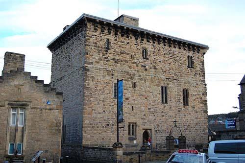 Hexham, la primera prisión de Inglaterra