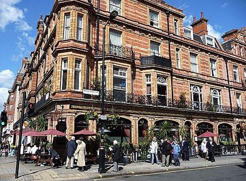 Pub The Audley