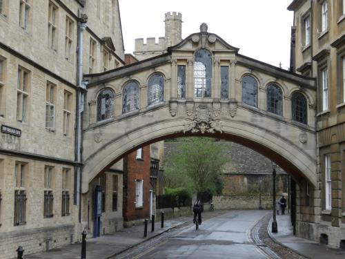 Tras los pasos de Los Crímenes de Oxford