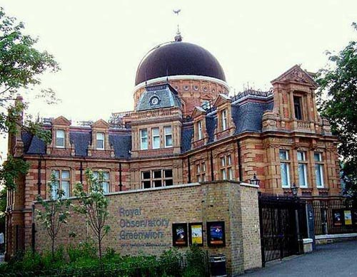 El Real Observatorio de Greenwich