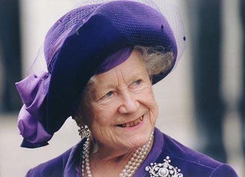 La Reina Madre de Inglaterra