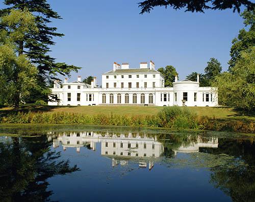 La Residencia Frogmore, una casa real