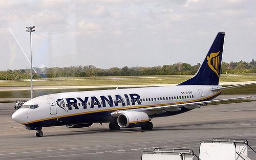 Vuelos con Ryanair a Londres