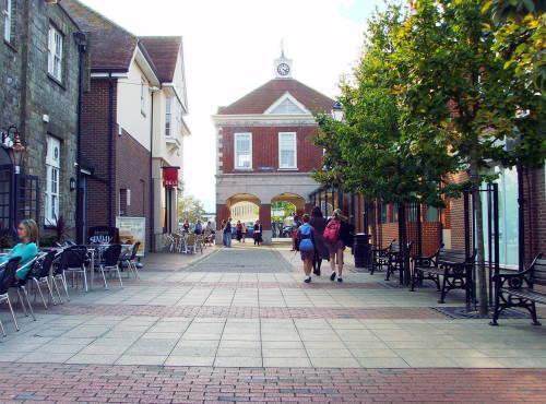 La rica ciudad de Sevenoaks