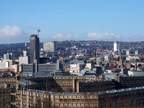 La curiosa ciudad de Sheffield