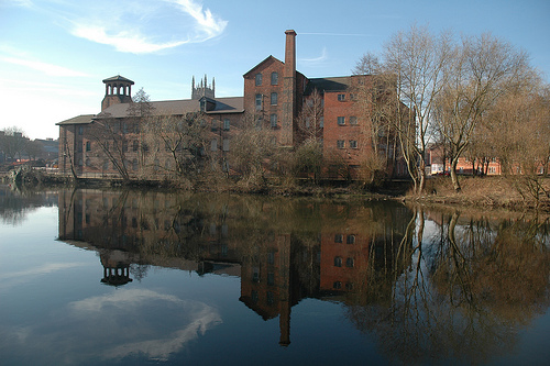 Silk Mill, el museo de Derby