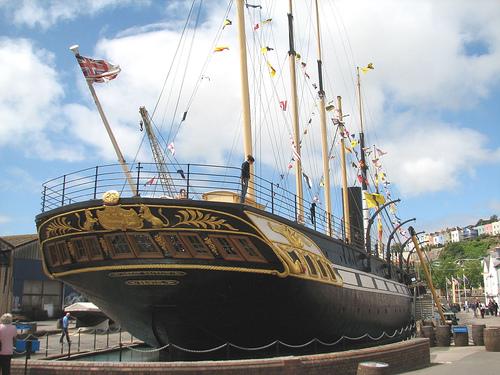 SS Great Britain en Bristol