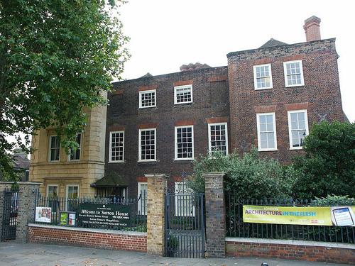 Sutton House: entre el pasado y las bodas