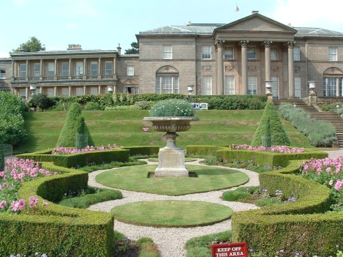 El Tatton Park y la Casa Wyatt