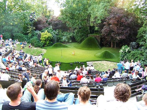 Teatro en Regents Park