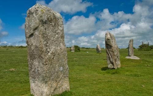 The Hurlers, piedras misteriosas en Cornualles