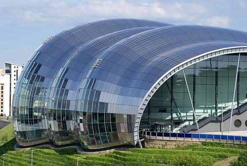 Newcastle, una lección de arquitectura