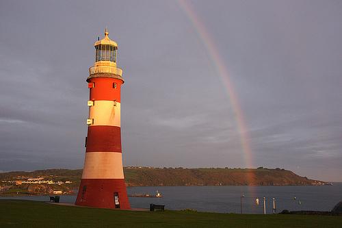 La Torre Smeaton, el mirador de Plymouth