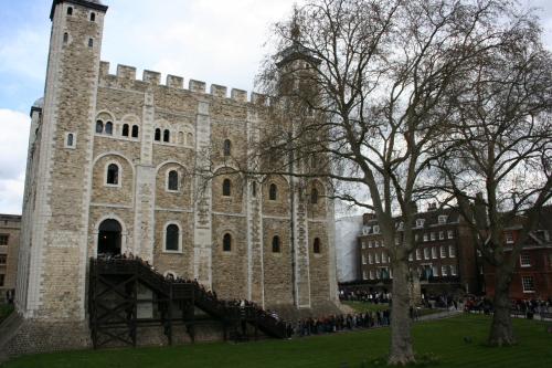 Extrañas apariciones en la Torre de Londres